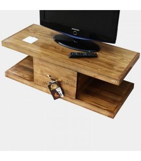 مدل میز زیر تلویزیون چوبی مدل روناک