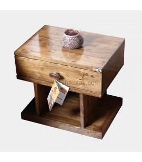 مدل میز پا تختی مدل روناک