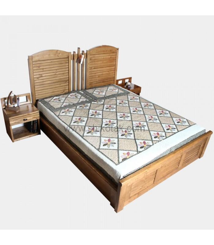مدل تخت خواب مدل جک دار طرح رومینا