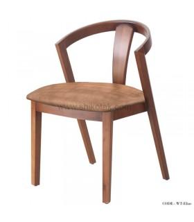 صندلی چوبی تولیکا مدل Elize