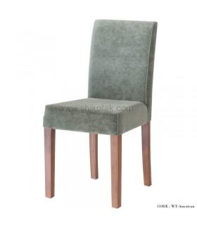 صندلی چوبی تولیکا طرح Toya