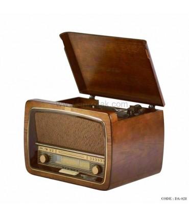 رادیو گرام رومیزی مدل 5028