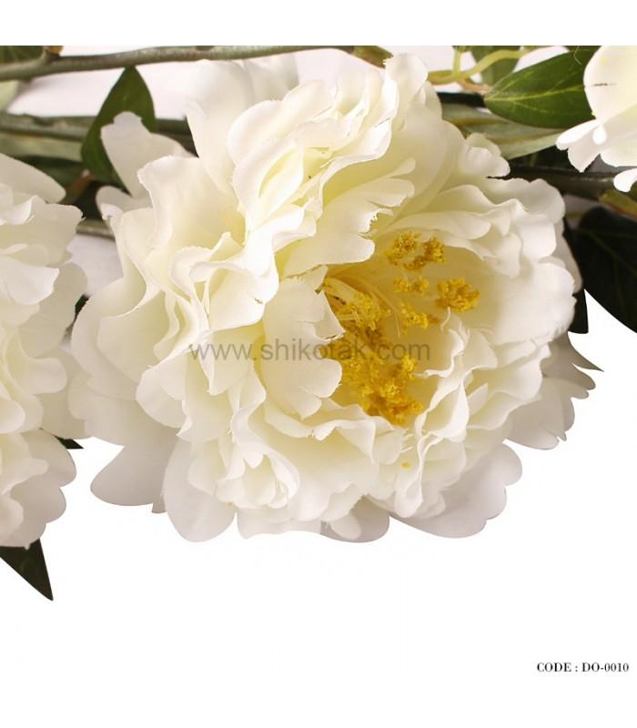 مدل گل مصنوعی پائونیا