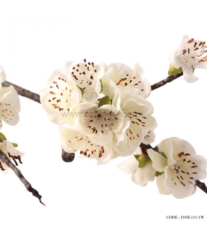 گل مصنوعی سفید