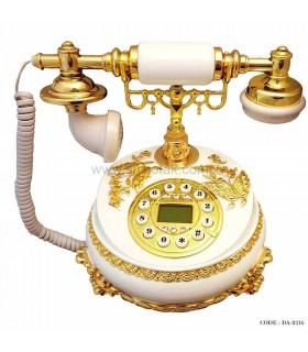 تلفن طلایی طرح قدیم سری B