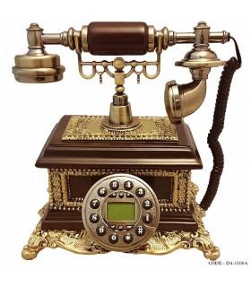 تلفن چوبی طرح قدیم سری 1100