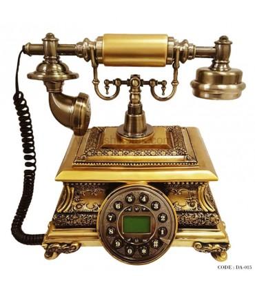 تلفن طرح قدیمی رزین سری 015