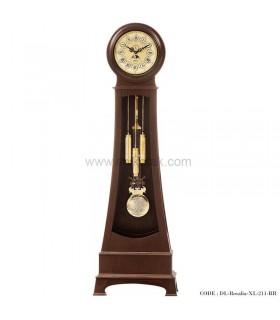 ساعت ایستاده پاندول دار سونایی طرح رزالیا