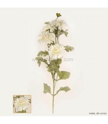 گل مصنوعی شاخه ای داوودی