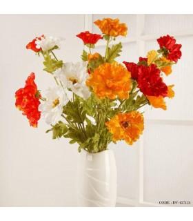 گل مصنوعی شاخه ای سری 124