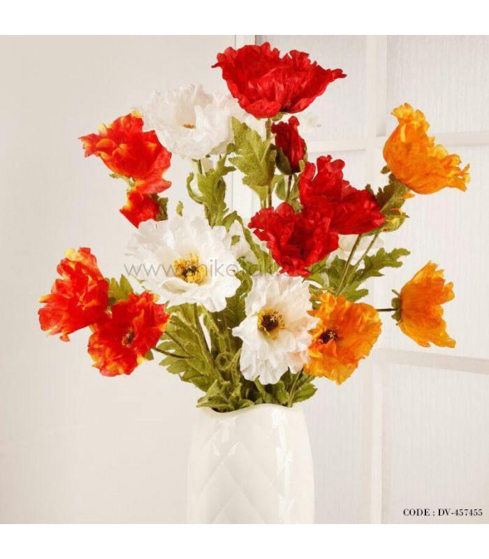 گل مصنوعی شاخه ای سری 455