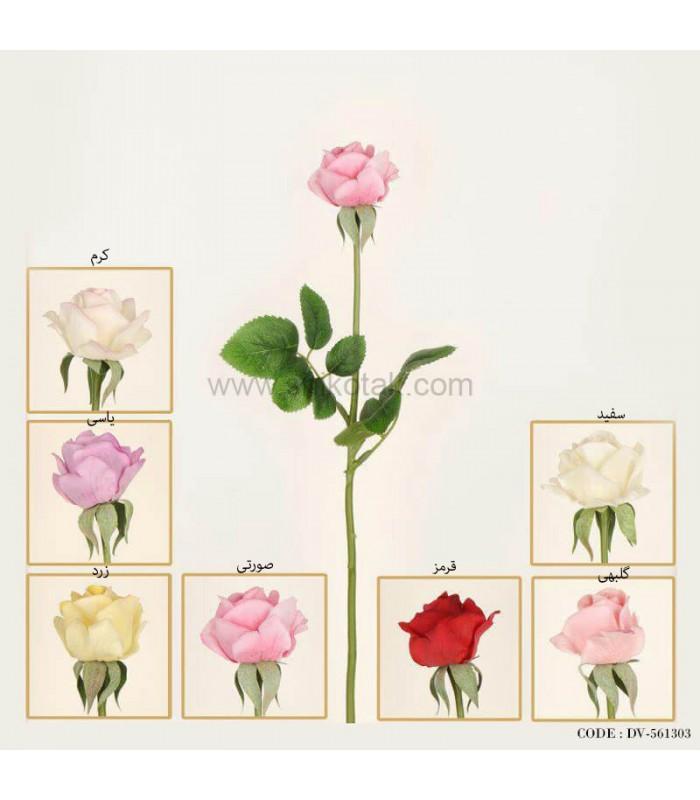فروش اینترنتی گل مصنوعی شاخه ای سری 303