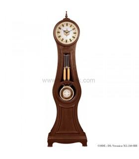 ساعت ایستاده چوبی سونایی طرح ورونیکا