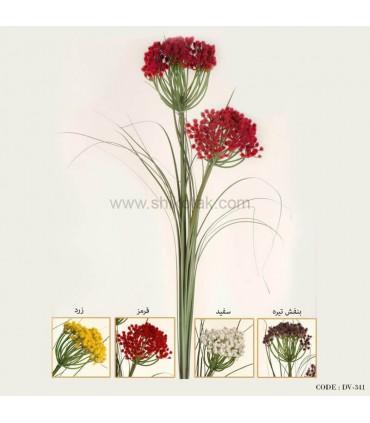 گل مصنوعی شاخه ای سری 341
