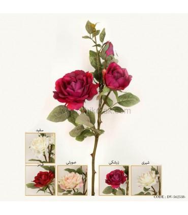 گل مصنوعی رز لیون فرانس