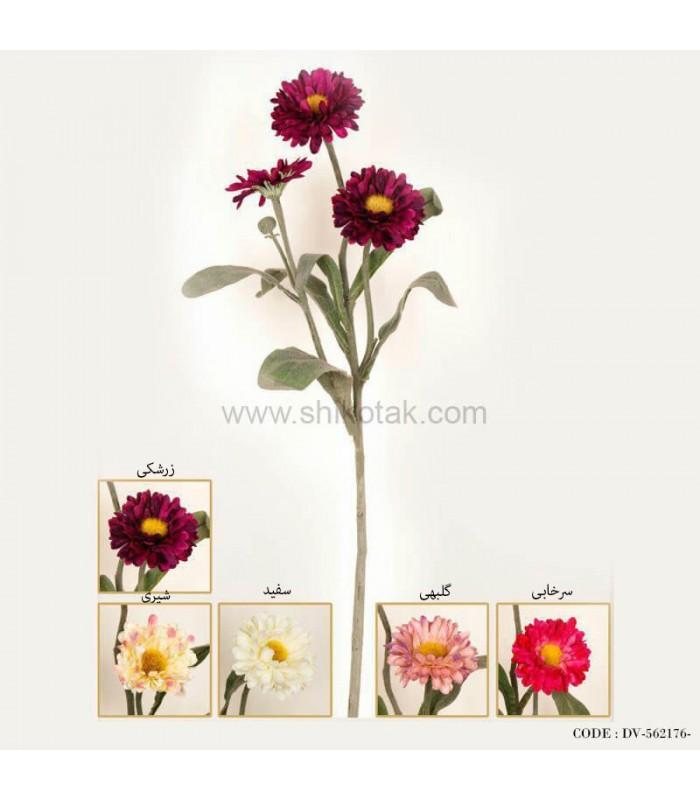 تصویر گل مصنوعی داوودی