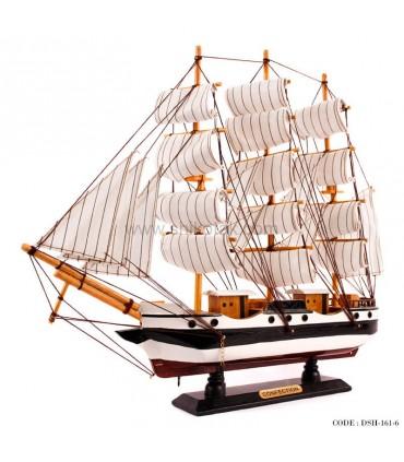 کشتی دکوری چوبی سری 6-161