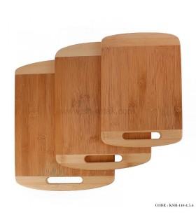 تخته کار چوبی سه سایز