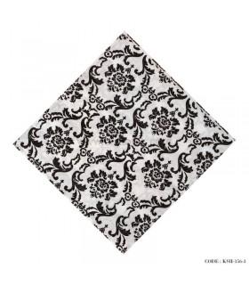 دستمال کاغذی طرح گل