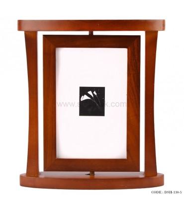 قاب عکس متحرک چوبی