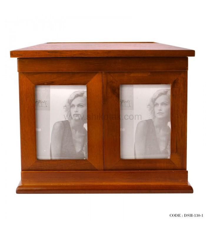 خرید آنلاین آلبوم چوبی پنج تایی در دار