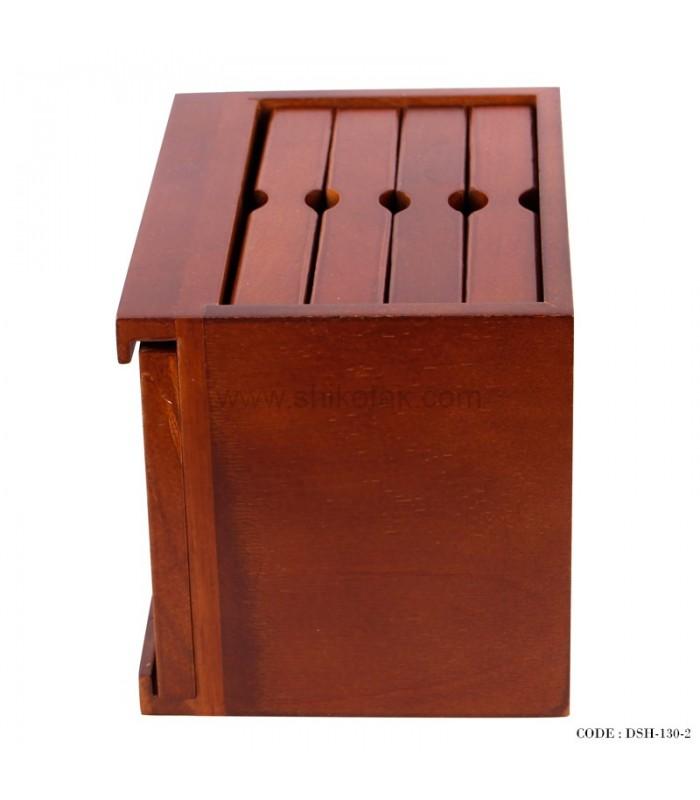 مدل جدید آلبوم عکس 4 تایی چوبی