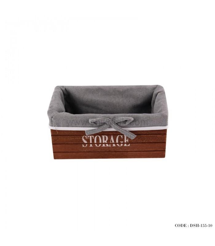 باکس لباس داخل کمد چوبی متوسط