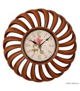 ساعت دیواری شیک مدل حلقه ای