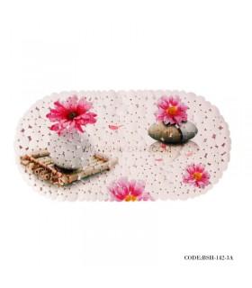 پادری حمام طرح گل