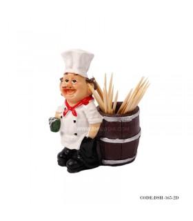 جاخلالی فانتزی طرح آشپز