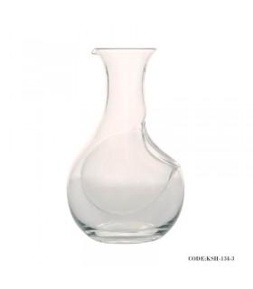ظرف آبلیمو خوری فانتزی شیشه ای