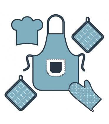 سرویس آشپزخانه پارچه ای