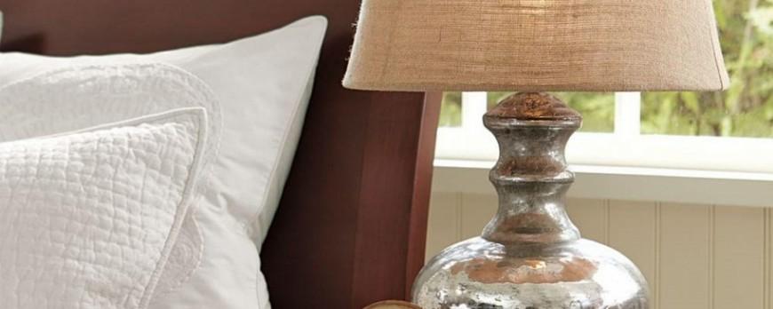 چگونه بهترین آباژور رومیزی را برای اتاق خواب خود انتخاب کنید؟