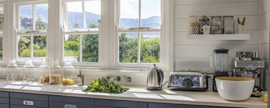 تزیین آشپزخانه عروس با تکنیک های مدرن و جالب