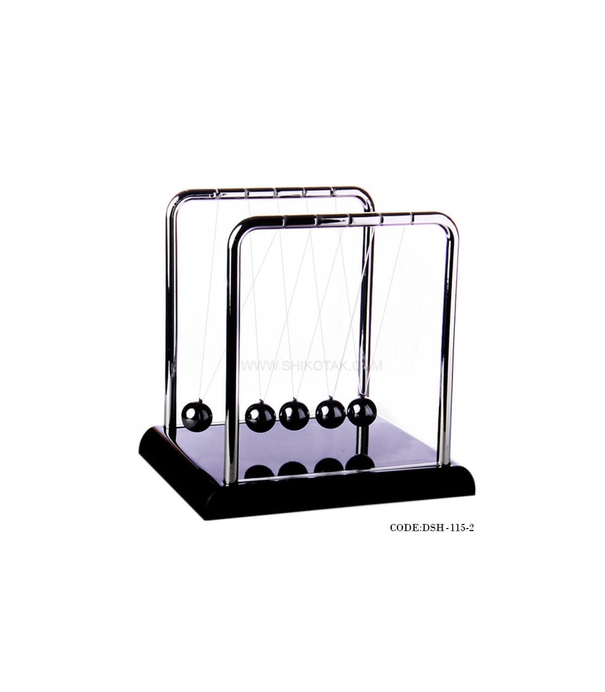 مدل آونگ نیوتونی مربعی شکل