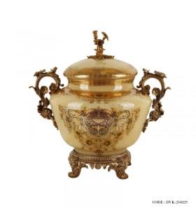 ظرف تزئینی سلطنتی سری 29 نسکافه ای