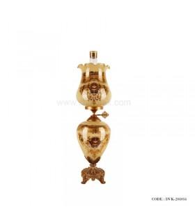 فانوس تزئینی طلاکوب سری 54 نسکافه ای کوچک