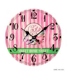 ساعت فانتزی طرح sweet love
