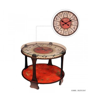 خرید آسان میز با صفجه ساعت سری3307