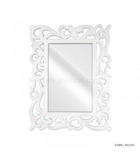 آینه دیواری فانتزی چوبی سری 26