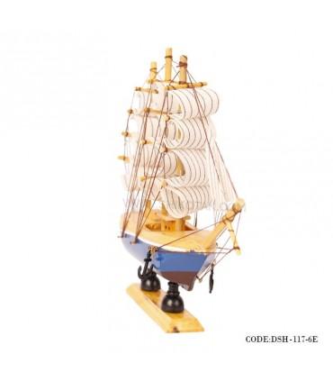 عکس کشتی دست ساز مدل 6E