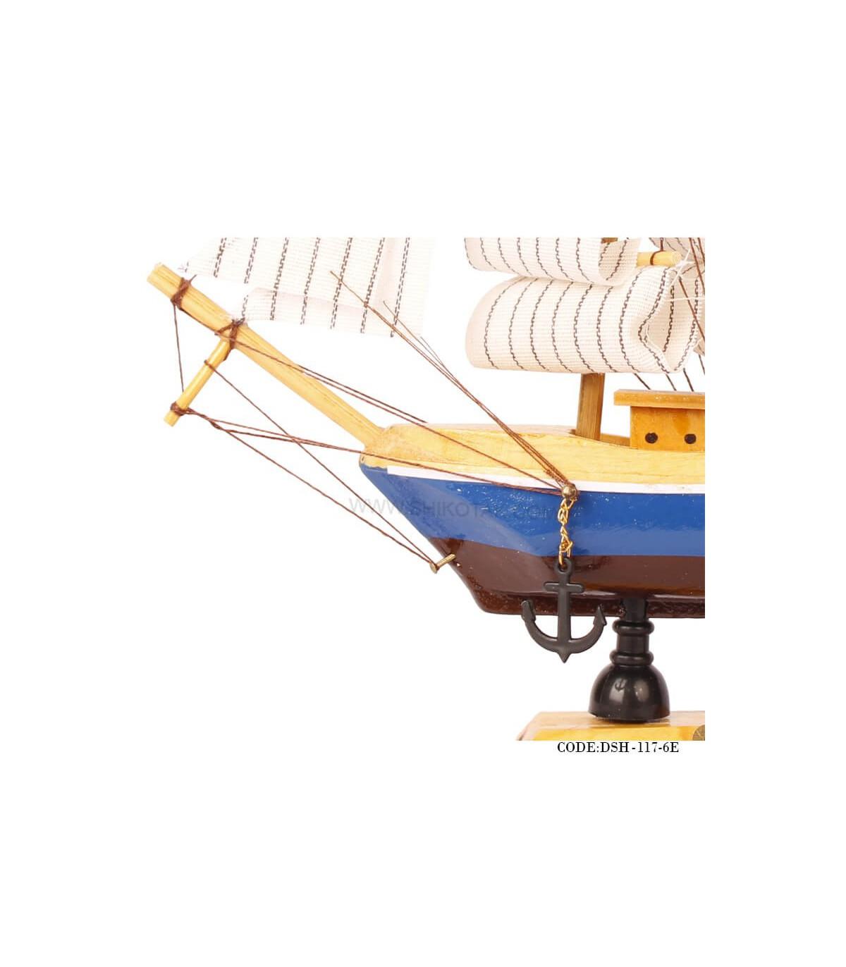 تصویر کشتی دست ساز مدل 6E