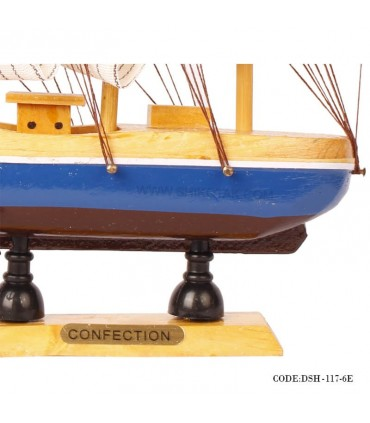 خرید اینترنتی کشتی دست ساز مدل 6E