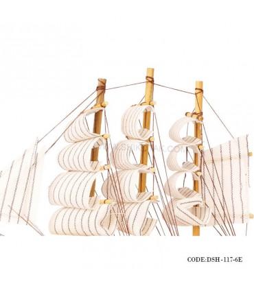 خرید آنلاین کشتی دست ساز مدل 6E