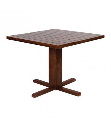 عکس ست ناهارخوری 4 نفره چوبی طرح کلاسیک
