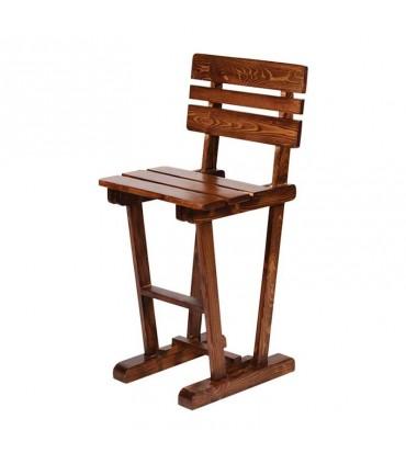 عکس میز و صندلی پایه بلند ناهار خوری چهار نفره طرح رویا
