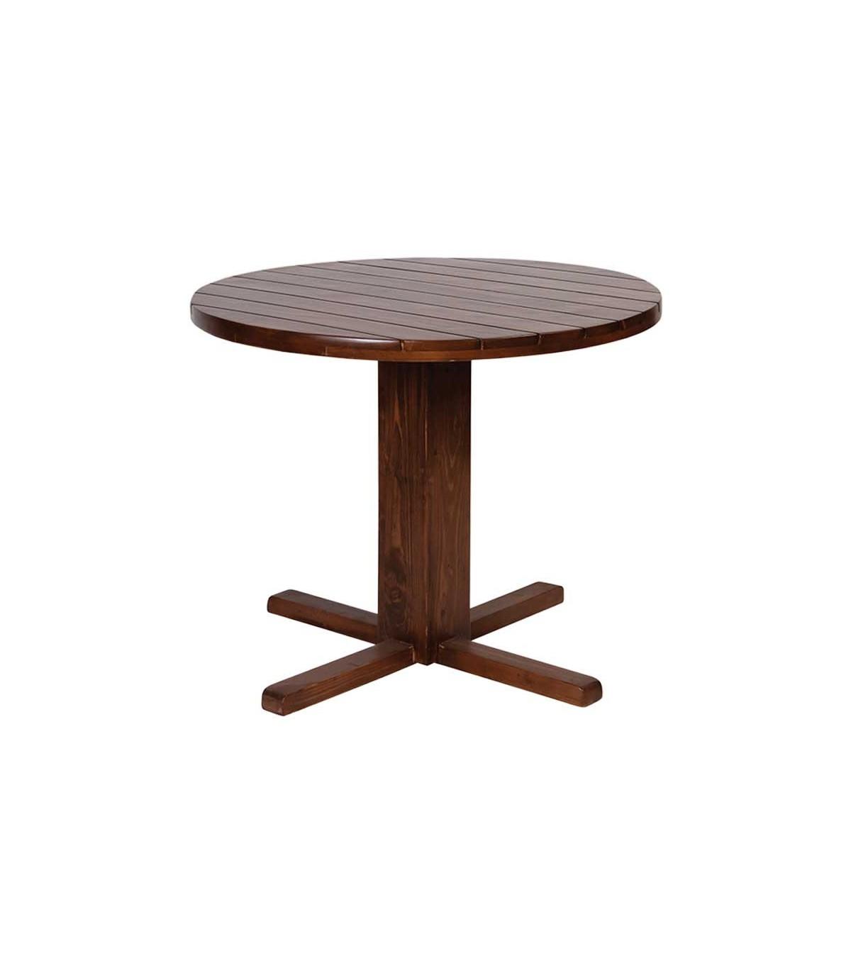 سرویس صندلی و میز چهار نفره گرد