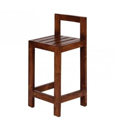 تصویر ست میزو صندلی ناهارخوری پایه بلند دو نفره طرح مریم