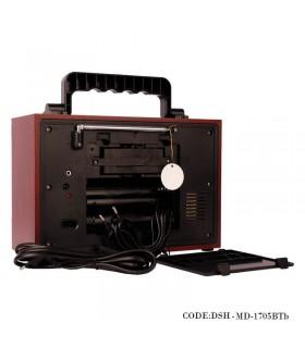 خرید اینترنتی رادیو کلاسیک چوبی مدل 1705