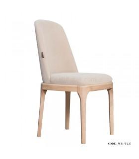 صندلی بدون دسته پارچه ای مدل 235